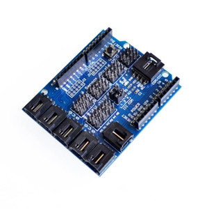 Freeshipping 10pcs lot V4.0 Sensor Dedicated sensor expansion board electronic building blocks V4