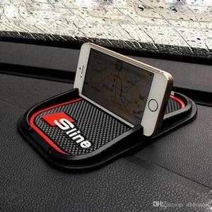 For Audi A2, A3, A4, A6, A8 A7 TT Q3 Q5 Q7 RS3 RS5 RB7 için kaymaz Araç Telefonu Mat GPS desteği Sticker