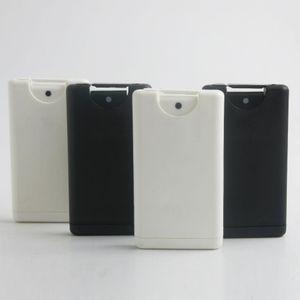 12x 15ml Plastik Perfum Kutusu Kart Nemlendirici Temizle Parfüm Plastik Şişe Doldurulabilir Parfüm Pompa Spreyi