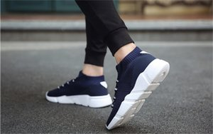 High Quality Hover-cushioned shoes students casual running shoes fashion plus-size 36-45 men's women's small white shoes39-44