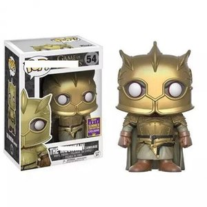 2020 Funko Pop Game of Thrones The Mountain Vinyl Action Figure With Box #54 Popular Toy for kids Good Quality