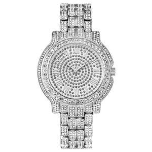 Mens Watches Fashion Women stainless steel Quartz Wristwatch