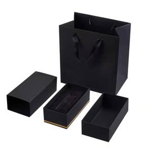 Hot spot commercio all'ingrosso della vigilanza scatola di imballaggio orologio borsa il cofanetto regalo degli uomini colpo speciale contenitore di vigilanza delle signore stabilite