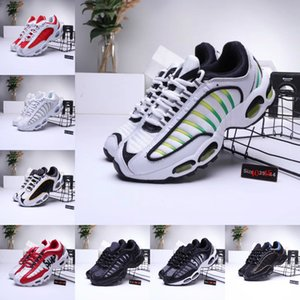 2019 New Designer Air Tailwind IV TN Plus OG Ultra SE Pack Scarpe uomo SUP Sport Scarpe da ginnastica Fashion Black White Women Tailwind 4 Sneakers