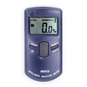 Medidor de umidade de madeira digital Freeshipping MD918 10 graus de densidade de madeira disponível MOQ = 1 frete grátis