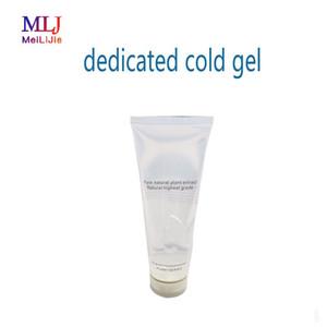 Fábrica de equipos de salón de belleza directa dedicada gel frío E opt luz talla de depilación línea de radar