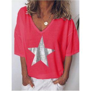 Créateur de t-shirts pour femmes 2020 Mode d'été T-shirts imprimés Womens de luxe en vrac à manches courtes T-shirts Vêtements Tops femme respirante Nouveau
