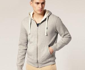 Sudaderas con capucha de los hombres de lujo con capucha Escudo Cardigan Prendas de abrigo con capucha de moda de alta calidad nuevo estilo masculino