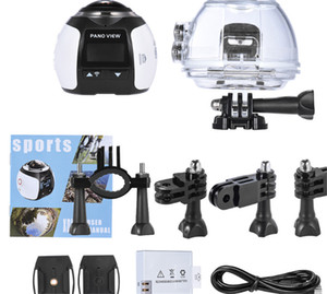 2018-Magicsee V1 camera 360 Action Camera Wifi 2448 * 2448 Ultra HD Mini Panorama360 Degree Sport Driving VR Camera