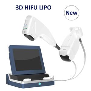 2020 جديد 3d hifu liposonix الجسم إزالة الدهون هيفو ليبو علاج البطن hifu الموجات فوق الصوتية الوجه رفع الجسم ماكينات التخسيس الجسم
