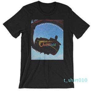 Hommes d'été T-shirt Rapper Travis Scott Astroworld Lettre Femmes Imprimer Hip Hop Casual Tshirt Lovers T-shirts d'été Top Fashion Wear t10