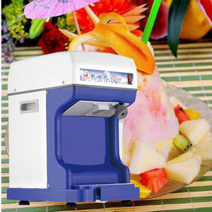 Electric Ice Crusher Machine Rasoio rasato Icee Snow Cone Maker Blade in acciaio inox Blade Electric Ice Rasaver Maker