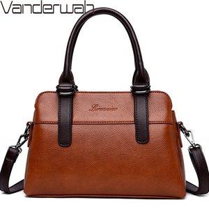VANDERWAH New Ladies Hand Tote Bags For Women 2019 Leather  Handbags Women Bags Designer Sac A Main Femme Bolsa Feminina