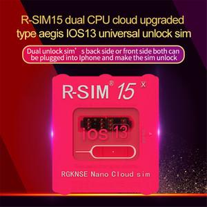 Nuova RSIM15 carta di sblocco R SIM 15 rSIM 15 R-Sim15 carta di sblocco IOS 13 sblocco automatico aggiornamento per lo sblocco universale iPhone