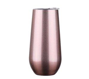 Nouveaux objets Vin rouge Drinkware Hip Flacons Gardez tasse vide chaud Titanium de maintien au chaud Pot Thermos coquetier tasse de café de haute qualité sessiles