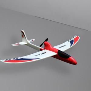 Los niños juegan Streamline regalo capacitor eléctrico que lanzan modelo educativo DIY divertido pubg Planeador RC Airplane Espuma