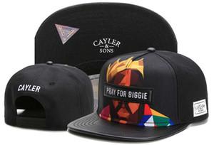 Cayler Sons Snapback Caps baseball Chapeaux Chapeau Réglable Cayler Sons Snapbacks Marque Mode Sport Casquette Gorras Casquettes Chapeau pour hommes femmes