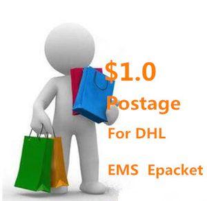 A cargo del ccsme envío rápido aumento de los bienes caliente-venta de mercancías de DHL caja de tamaño personalizado especial de DHL ePacket ccsme consultar tarifa de servicio