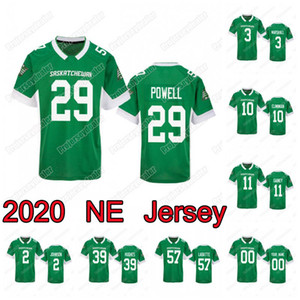 2020 Saskatchewan Roughriders 6 Bryan Bennett 7 Cody Fajardo 16 Isaac Harker 9 Jon Ryan 11 Ed Gainey 29 William Powell Futbol Formalar