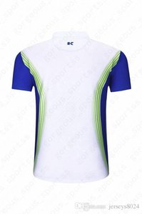 2019 vendite calde superiori di stampe a colori ad asciugatura rapida corrispondenti non sbiadita calcio jerseys1038