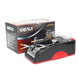 클래식 담배 롤링 Mechaine 자동 전자 담배 롤러 레드 블루 자동 롤러 DIY 도구 고품질