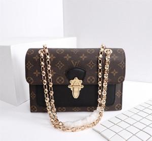 Nuevo 2019 Venta al por mayor bolsos de mujer de cuero mujer bolsos de alta calidad de las mujeres bolsas de mensajero bolsas bolsa de la bolsa de asas tamaño 27 cm * 20 cm * 10 cm
