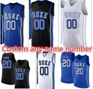 Tre Jones 3 Marques Bolden 20 Javin DeLaurier 12 Jodan Goldwire 14 Mike Buckmire 51 Duke Blue Devils NaN молодежные баскетбольные майки S-5XL