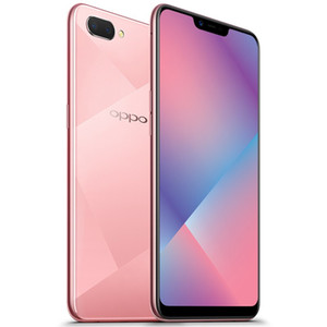 Original OPPO A5 4G LTE-Handy 4GB RAM 64GB ROM Snapdragon 450B Octa-Core Android 6.2 Zoll Full Screen 13MP Face ID intelligenten Handy