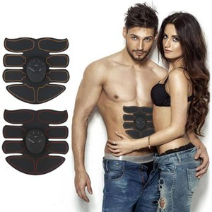 Ultimate Ultra Thin ABS Stimulator Monavy Style Review Abdominal Muscle Exerciser Wearable Durable Abs Sticker Pad Fitness Tools