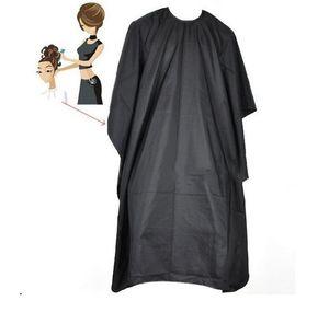 Couper les cheveux salon de coiffure coiffure Styling Capes Robes Tablier 120 * 80cm Salon De Coiffure coupe de cheveux tablier Hairstylist LJJK2070