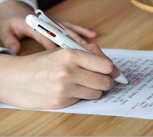 Xiaomi youpin kaco 4 en 1 stylo multifonctionnel 0.5mm noir noir bleu recharge stylo crayon mécanique encre japonais bureau école A2
