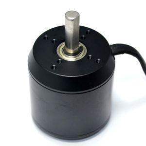 고효율 6374 모터 홀 w 네 바퀴 균형 스쿠터 전기 스케이트 보드에 대한 170KV 브러시 모터 2800W 24V / 36V