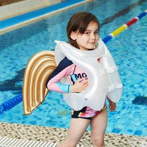 Ala de ángel Chaleco salvavidas inflable Chaleco Niños Deportes acuáticos Anillo de natación Chaleco salvavidas Playa Piscina Fiesta Diversión Juguetes Niños Swimtrainer