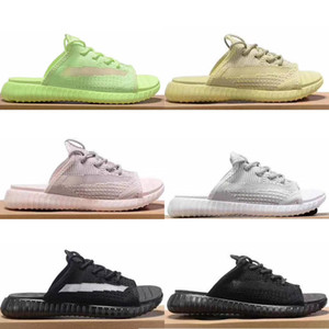 Boost 350 v2 Hot Fashion mens sandali pantofole di design di lusso argilla nera GLOW ANTLIA Venom Synth Lundmark designer donna infradito sandali scarpe scivoli