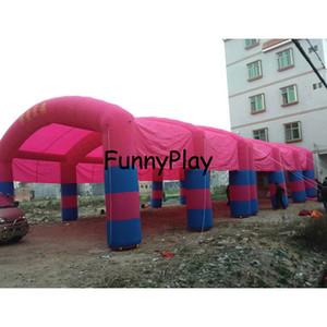 Libero gigante tenda il trasporto cupola gonfiabile per l'attività all'aperto, grande tenda gonfiabile per matrimonio, arco gonfiabile