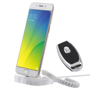 Universal Mobile Phone Burglar Display Holder   Anti-theft Display Stand, with Remote Controller