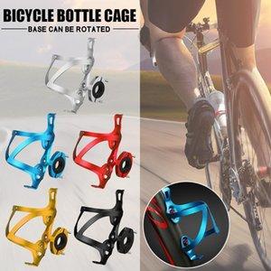 Fahrradflaschenhalter Aluminiumlegierung-Fahrrad Flaschenhalter Bilaterale Gürtel Conversion Sitzzubehör # YL5