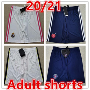 New Top qualidade thai 2020 2021 adultos Calções futebol dos homens 20 21 calções de futebol derramar tamanho hommes vendas S-XL