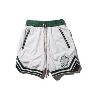 Bermudas de basquete homens Unir musculation maillot cesta de malha homme verão homens Hip hop calções casuais calças soltas