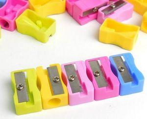 Pencil Sharpener Papeleria knife Sacapuntas maquillaje apontador de lapis Kawaii Stationery Material Escolar