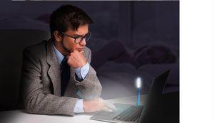 Mini LED USB read Light Computer Lamp Flexible Ultra Bright for Notebook PC Power Bank Partner Computer Tablet Lapto