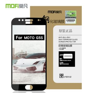 """wholesale 9H tempered glass For Motorola Moto G5S 5.2"""" screen protector protective guard film front case cover For Motorola moto g5s"""