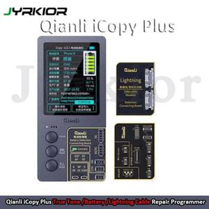 Qianli icopy Plus LCD Ekran Orijinal Renk Onarım Programcı iPhone 11 Pro Max XR XS Max 8 P 8 7 P 7 Pil / Veri Onarım Testi T200522