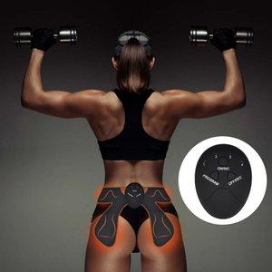 New Hips instrutor Buttock elevação Intelligent ABS da aptidão elétrica Shaping Relaxe massege inteligente estimulador muscular DropShip