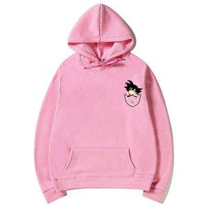 dragonball Print Hoodies Men Women Hooded Sweatshirts Harajuku Hip Hop Hoodies Sweatshirt Male Japanese Streetwear Hoodie