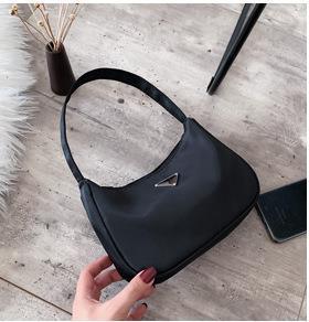 디자이너 작은 가방 여성 2020 새로운 패션 핸드백 간단한 럭셔리 싱글 어깨 와일드 캐주얼 메신저 가방