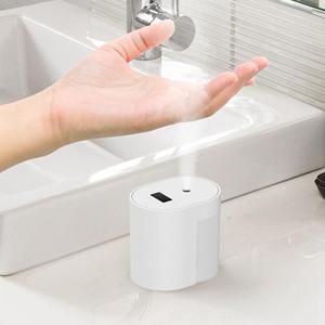 Alcohol 100ml automático Inducción pulverizador sin contacto de la mano inteligente de la inducción de limpieza desinfección por pulverización del esterilizador del limpiador HHA1362N USB