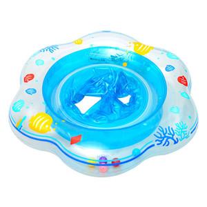 1 Unids Bebé Niños Inflable Flotante Asiento Anillo de Natación Entrenador Ayuda de Seguridad Piscina Juguete de Agua T8