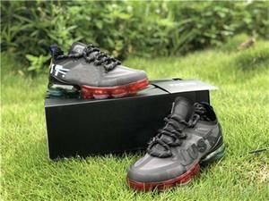 koşu ayakkabıları Sıcak Satış CPFM KAKTÜS TESİSİ FLEA MARKET erkekler yüz marka siyah mens eğitmen moda spor ayakkabı gülümseme