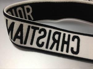 Elastische Heabands-Haarbänder für Frauen und Männer tragen Stirnband zur Schau Neueste Liebhaber-Hauptschal-Stirnband